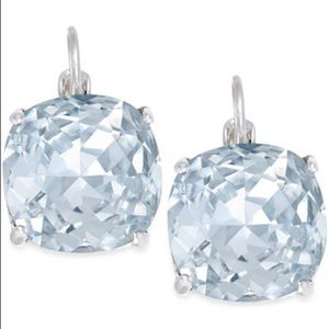 J.Crew Faux Diamond Drop Earrings